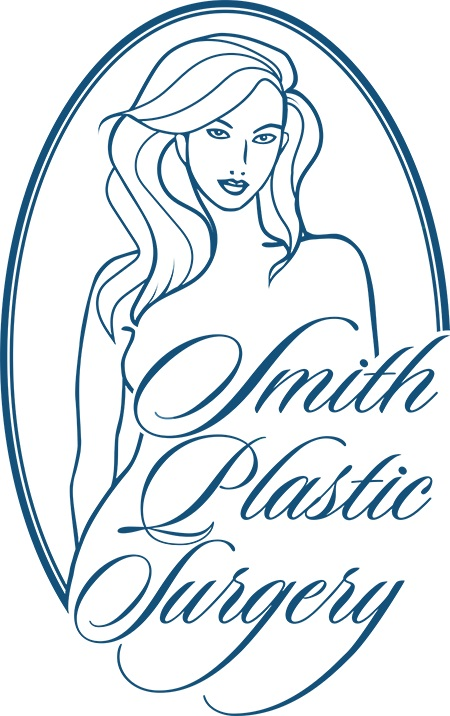 New Smith Plastic Surgery Logo in Blue